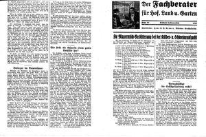 Fehrbelliner Zeitung vom 26.06.1935