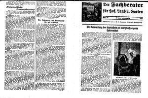 Fehrbelliner Zeitung vom 21.08.1935