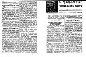 Fehrbelliner Zeitung vom 02.10.1935