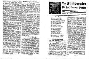 Fehrbelliner Zeitung vom 16.10.1935
