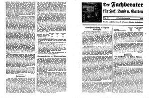 Fehrbelliner Zeitung vom 04.12.1935