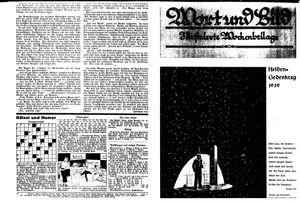 Fehrbelliner Zeitung vom 10.03.1939