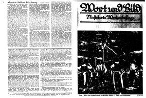 Fehrbelliner Zeitung vom 28.04.1939