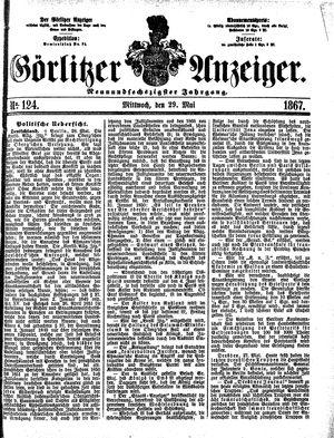 Görlitzer Anzeiger on May 29, 1867
