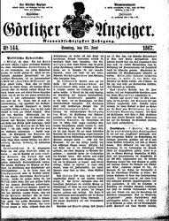 Görlitzer Anzeiger (23.06.1867)