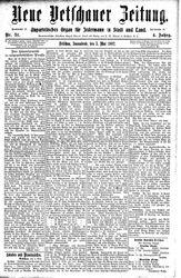 Neue Vetschauer Zeitung