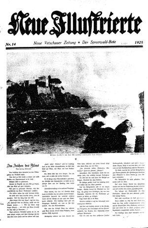 Neue Vetschauer Zeitung on Apr 4, 1925