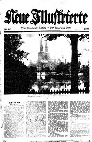 Neue Vetschauer Zeitung vom 02.05.1925