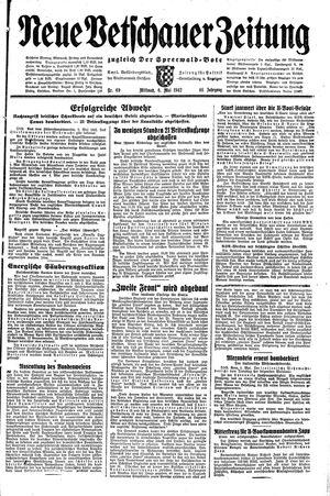 Neue Vetschauer Zeitung on May 6, 1942
