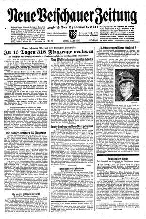 Neue Vetschauer Zeitung vom 05.06.1942