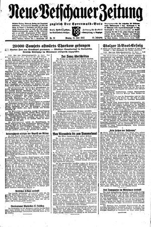 Neue Vetschauer Zeitung on Jun 15, 1942