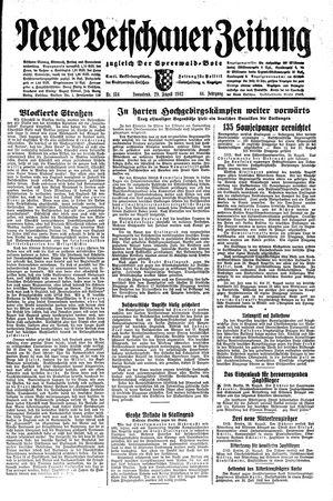 Neue Vetschauer Zeitung vom 29.08.1942