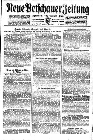 Neue Vetschauer Zeitung vom 05.03.1943