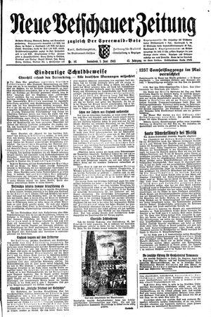 Neue Vetschauer Zeitung vom 05.06.1943
