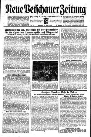 Neue Vetschauer Zeitung vom 19.06.1943