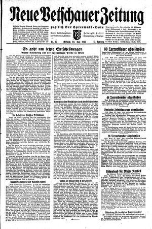Neue Vetschauer Zeitung vom 23.06.1943