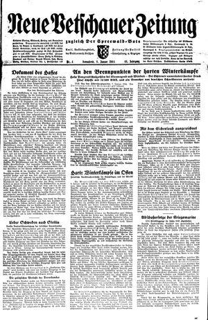 Neue Vetschauer Zeitung on Jan 8, 1944