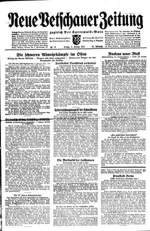 Neue Vetschauer Zeitung on Feb 4, 1944