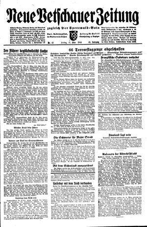 Neue Vetschauer Zeitung on Mar 17, 1944