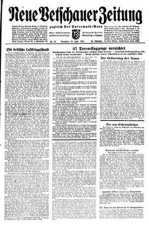 Neue Vetschauer Zeitung vom 29.04.1944