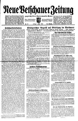 Neue Vetschauer Zeitung vom 05.05.1944