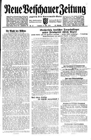 Neue Vetschauer Zeitung vom 13.05.1944