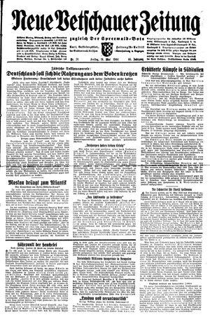 Neue Vetschauer Zeitung vom 19.05.1944