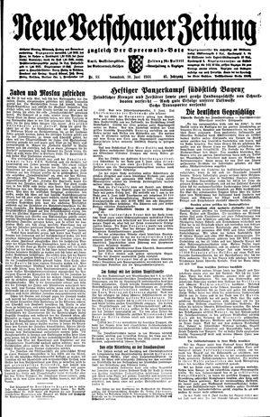 Neue Vetschauer Zeitung vom 10.06.1944