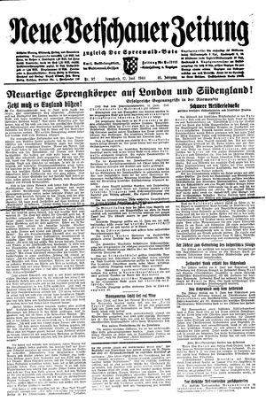Neue Vetschauer Zeitung vom 17.06.1944