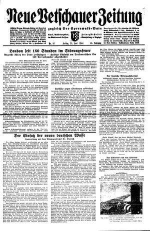 Neue Vetschauer Zeitung vom 23.06.1944