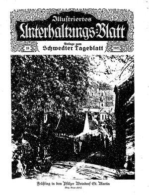 Schwedter Tageblatt vom 02.05.1925