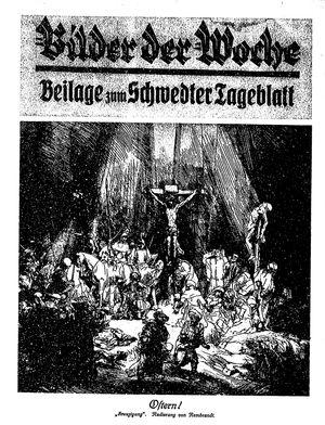 Schwedter Tageblatt vom 01.04.1926