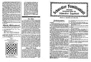 Schwedter Tageblatt vom 22.05.1926