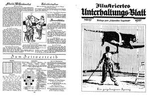 Schwedter Tageblatt vom 07.05.1927