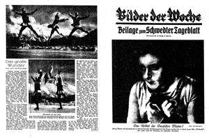 Schwedter Tageblatt vom 13.01.1928