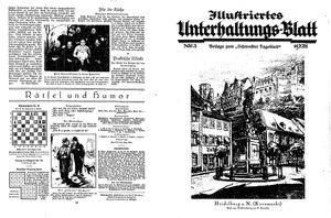 Schwedter Tageblatt vom 21.01.1928