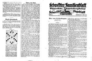 Schwedter Tageblatt vom 17.03.1928