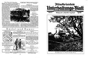 Schwedter Tageblatt vom 28.04.1928