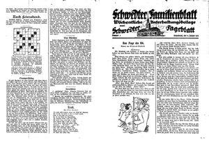 Schwedter Tageblatt vom 11.01.1930
