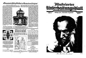 Schwedter Tageblatt vom 25.01.1930