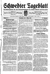 Schwedter Tageblatt