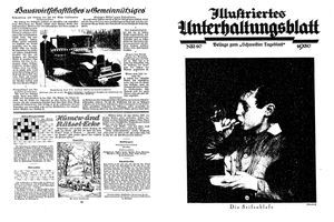 Schwedter Tageblatt vom 08.03.1930