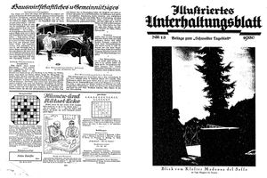 Schwedter Tageblatt vom 29.03.1930