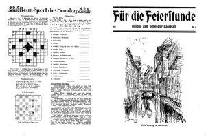 Schwedter Tageblatt vom 09.01.1932