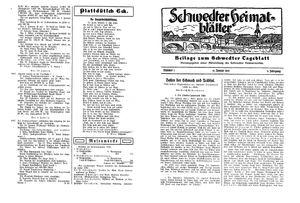 Schwedter Tageblatt vom 13.01.1932