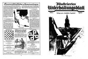 Schwedter Tageblatt vom 30.01.1932