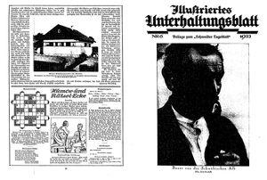 Schwedter Tageblatt vom 06.02.1932
