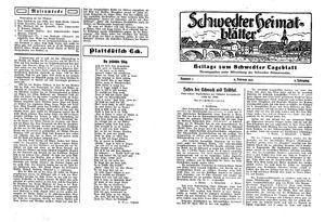 Schwedter Tageblatt vom 11.02.1932