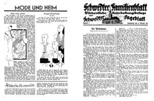 Schwedter Tageblatt vom 13.02.1932