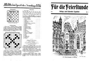 Schwedter Tageblatt vom 26.02.1932